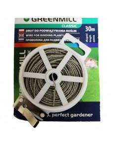 Greenmill дріт для підв'язки винограду з обрізним механізмом
