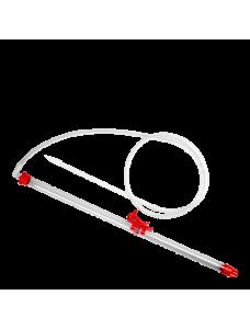 Biowin автоматичний сифон з гравітаційним клапаном і ручкою