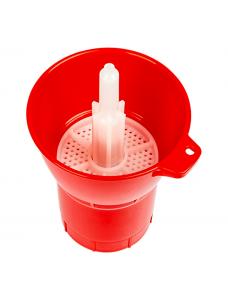 Мийка і дезінфектор для пляшок модульна