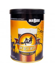 MrBeer солодовий екстракт з хмелем Bewitched Amber Ale, 1,3 кг