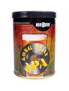 MrBeer солодовий екстракт з хмелем Long Play Ipa, 1,3 кг