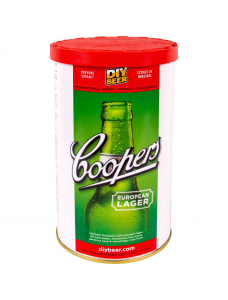 Coopers  солодовий екстракт з хмелем European Lager 1,7 кг