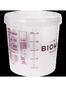 Biowin ємність бродильна прозора, 30 л.