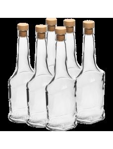 Пляшка Awangarda з пробкою, 500 мл.