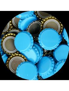 Пивна пробка, блакитна (EU)