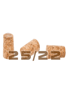 BIOWIN пробка 25_22 мм