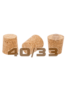 BIOWIN пробка 40/33 мм