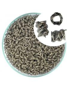 Призматичні пружинки з нерж. сталі 100мл