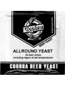 Coobra дрожжи для пивоварения ALLROUND YEAST