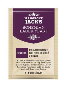 Дріжджі Mangrove Jack's Bohemian Lager M84