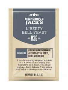 Дріжджі Mangrove Jack's Liberty Bell Ale Yeast M36