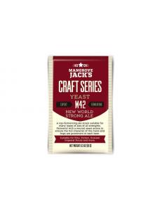 Дріжджі Mangrove Jack's New World Strong Ale M42