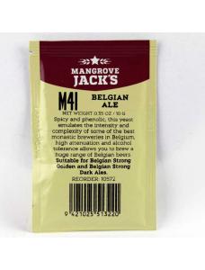 Дріжджі Mangrove Jack's Belgian Ale M41