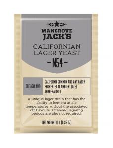 Дріжджі Mangrove Jack's Californian Lager M54