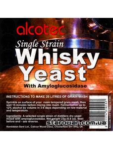 Alcotec Дріжджі Single Strain з ферментами