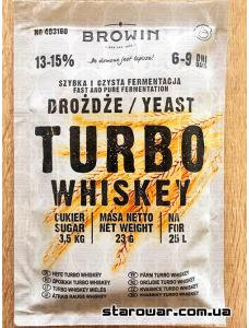 Biowin дріжджі для віскі Turbo