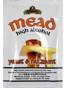 Дріжджі для медових вин Bulldog Mead