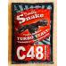 Snake Дріжджі спиртові C48 Turbo