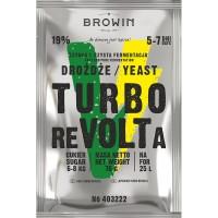 Biowin Лікеро-горілчані дріжджі TURBO reVOLTa 5-7 днів