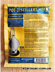 Prestige Турбо дріжджі Pot Distillers 18% для фруктових браг