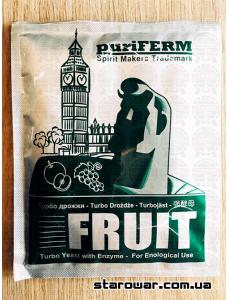 Puriferm Дріжджі для фруктових браг Turbo Fruit