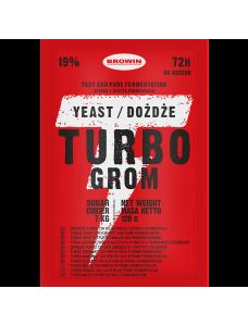BIOWIN 403200 дріжджі дистиляційні Turbo Grom 72H