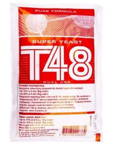 Super Yeast дріжджі T48 DUAL USE