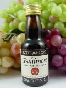 Strands Смакова есенція Baltimore Whiskey, 25 мл