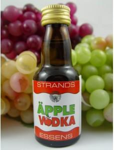 Strands Смакова есенція Apple Vodka, 25мл