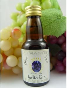Strands Смакова есенція Blue India Gin, 25мл