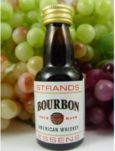 Strands Смакова есенція Bourbon, 25 мл