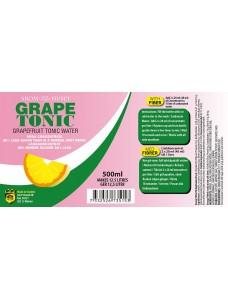Смакова есенція Grape Tonic, 0,5 л