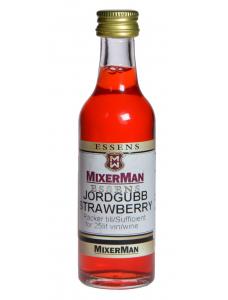 Mixerman Ароматизатор Jordgubb Strawberry (Truskawka), 50 мл