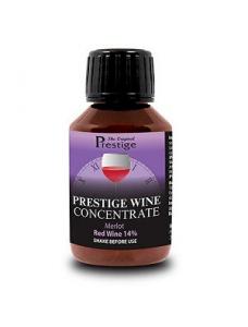 Prestige Винний концентрат Merlot Red Wine, 100 мл