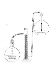 Biowin Колона для фільтрації з нержавіючої сталі