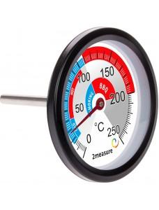 Biowin Термометр для коптильні і барбекю
