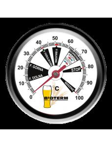 Bioterm Термометр Пивоварський 0-100 ° C