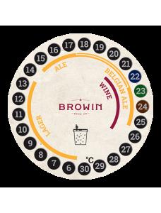 Biowin термометр рідкокристалічний