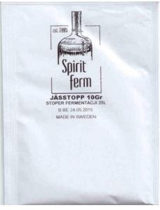 SpiritFerm Винный стабилизатор (Метабисульфит калия) Jasstopp, 10г