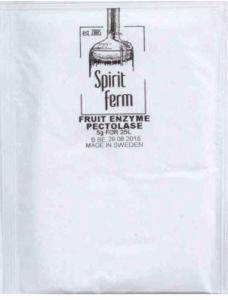 SpiritFerm Пектоензим (фермент) PECTOLASE