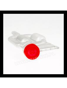 BIOWIN гідрозатвор пластиковий, бродильна трубка із захисною кришкою