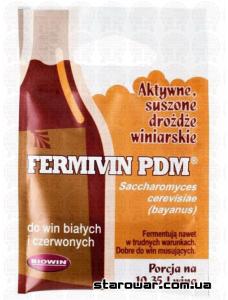 BIOWIN сухі винні дріжджі Fermivin PDM для важких умов