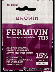 BIOWIN сухі винні дріжджі Fermivin 7013