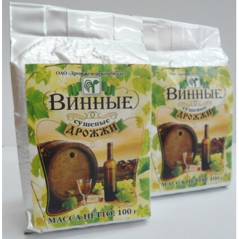 Винні дріжджі 100г (Білорусь)