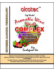 Alcotec сухі винні дріжджі Premium Complex